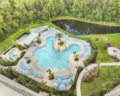Vacation Village @ Parkway 74,000 Rci Points 2 Bed Lock-Off Annual Timeshare