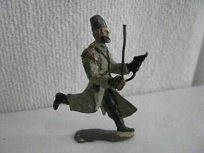 toy soldier- Russian-Siberian- Authenticast