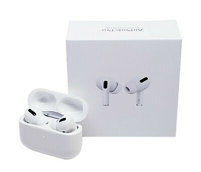 Apple AirPods Pro with Wireless Charging Case. NEW.  SEALED. 1yr Apple warranty