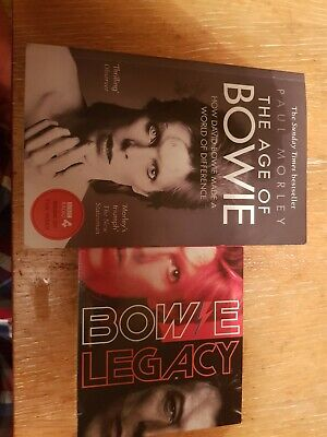 DAVID BOWIE LEGACY CD (Very Best Of) (New Release 2016) plus book
