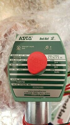 Asco Red Hat II #8210G095