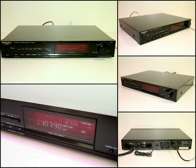 TECHNICS ST-X301L 3 Band AM FM LW Stereo Tuner (Made in Japan)