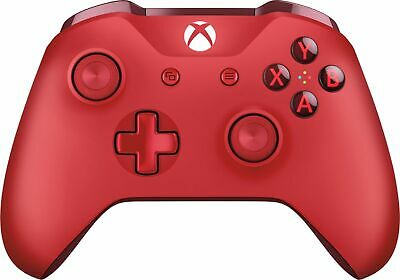 Microsoft Red Wireless Controller for Xbox One
