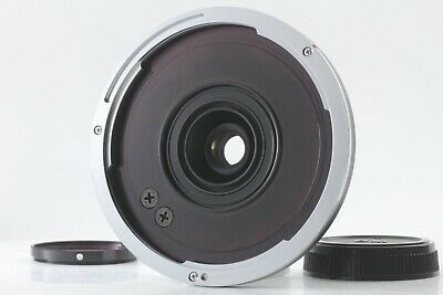 【Rear! Near Mint】Olympus AM-M1 35mm f/2.8 MF Wide Angle Lens From Japan #291