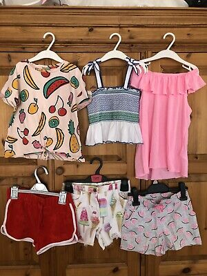 Girls Age 8 Bundle Zara H&M Next