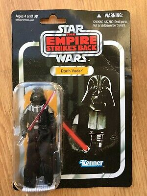 Star Wars Darth Vader Empire Strikes Back Unopened Carded Figure Rare Vc08