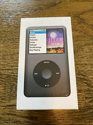Apple iPod Classic 7th Generation 160 GB - Boxed - MC297ZP