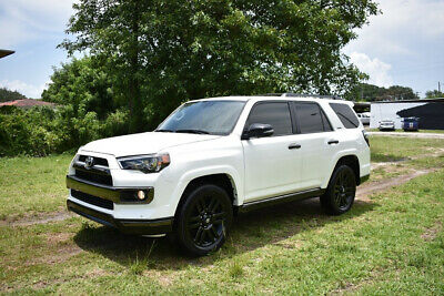 2019 Toyota 4Runner Limited Nightshade 2019 Limited Nightshade Used 4L V6 24V Automatic 4WD SUV