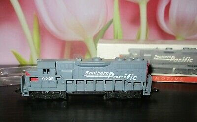 9725 Southern Pacific Trans Locomotive Train Engine High Speed Metal Product