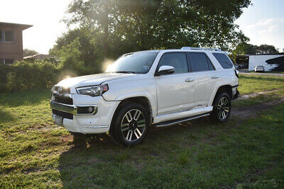 2016 Toyota 4Runner Limited 2016 Limited Used 4L V6 24V Automatic 4X2 SUV Premium