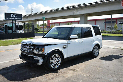 2014 Land Rover LR4 HSE LUX 2014 HSE LUX Used 3L V6 24V Automatic 4X4 SUV Premium