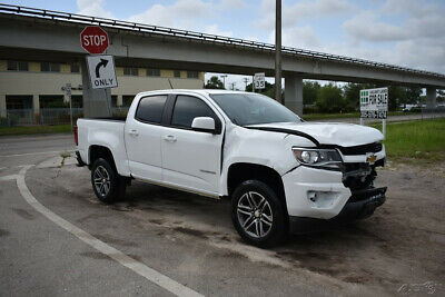 2019 Chevrolet Colorado Work Truck 2019 Work Truck Used 3.6L V6 24V Automatic 4X2 Pickup Truck