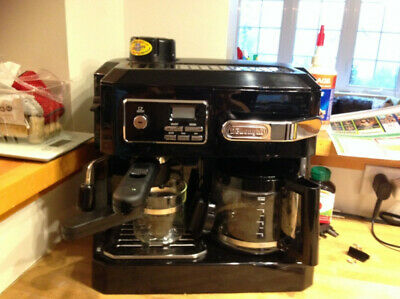 Delonghi Dual Coffee Maker Used