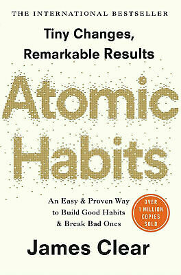 Atomic Habits By James Clear P.D.F & EPUB Instant Delivery
