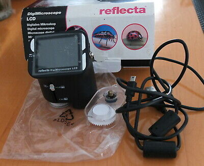 Reflecta DigiMicroscope LCD Boxed