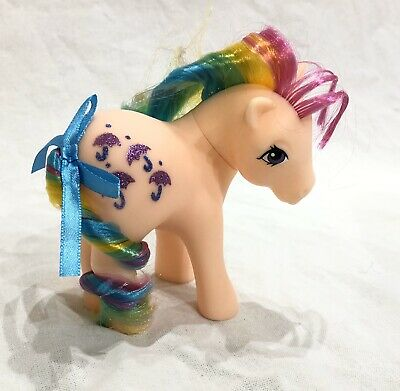 Parasol [C] - My Little Pony 35th Anniversary Basic Fun Scented - New Loose