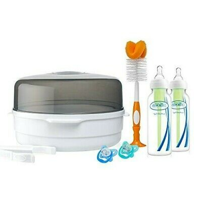 Dr. Brown's Microwave Steam Sterilizer Gift Set