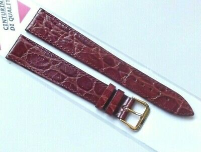 morellato cinturini vera pelle xl ansa 20 mm top quality straps orologi watch