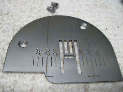 Kenmore 158.17200 1720 36199 Sewing Machine Needle Throat Plate