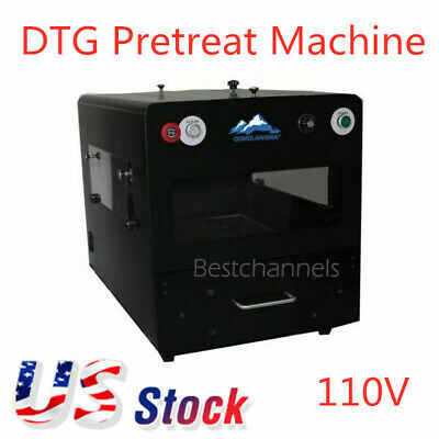 110V DTG Spray Pre-treatment Machine, DTG Pretreat Machine CA PICKUP