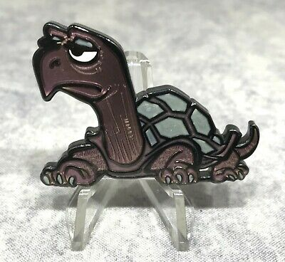 ZeeZee The Turtle Geocoin - Pearl – Black Nickel – RE60 - aktiviert