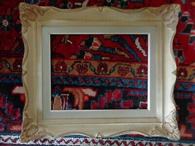 Vintage  Wooden Picture Frame  14 x 11 inch