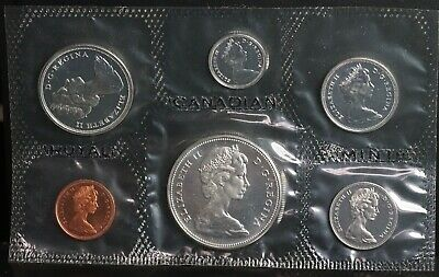 1867 - 1967 SILVER Canada 6 Coin Proof Set | 3