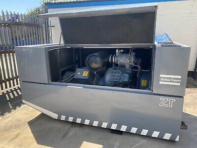Atlas Copco ZT255-8 Oil Free Compressor