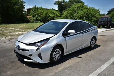 2018 Toyota Prius Two 2018 Two Used 1.8L I4 16V Automatic FWD Hatchback