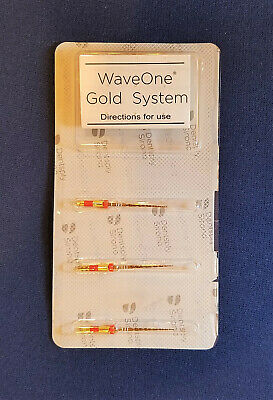 WaveOne Gold - Primary 25mm - Endodontic File - Dentsply