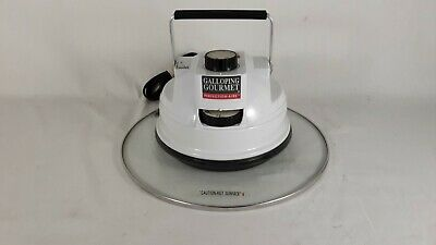 Replacement Lid/Motor for Galloping Gourmet Perfection Aire 707 Convection