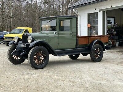 1928 Chevrolet Other Pickups  1928 Chevrolet Capitol Express One Ton Truck  Just Redone Beautiful