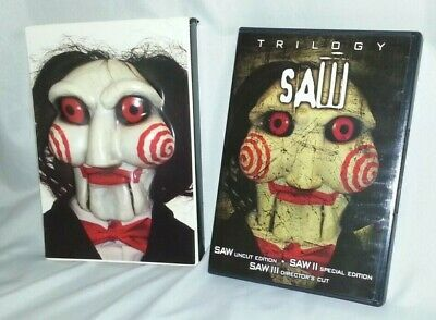 Saw: The Complete Movie Collection 6 DVD [New DVD] Boxed Set, Dolby