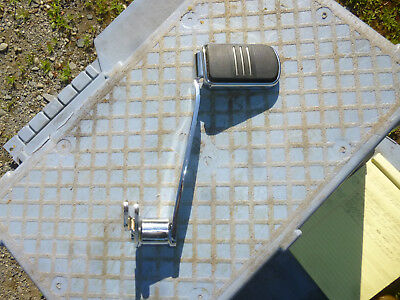 Harley Davidson Touring Rear Brake Pedal  Excellent Condition 2008 - 2016