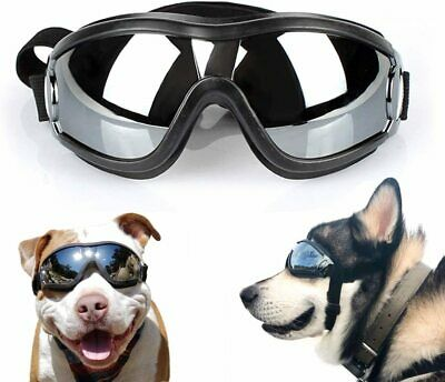 Namsan Dog Goggles - Large Breed Dogs Sunglasses Snow-Proof Waterproof Doggles