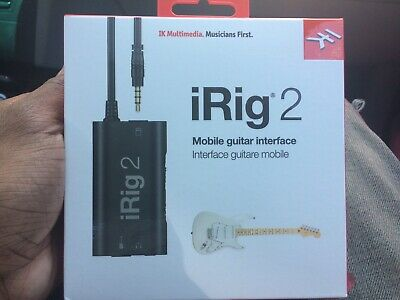 UNopened...Live Music, Guitar, DJ and Streaming, with iRig 2