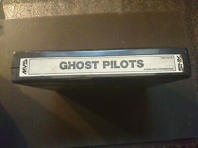 GHOST PILOTS MVS SNK NEO GEO - Top condition, tested and working 100%