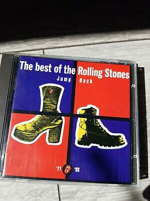 The Best Of The Rolling Stones - Jump Back CD - Used VGC