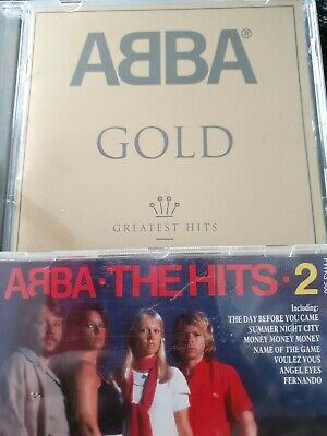 ABBA - Gold (Greatest Hits) + The hits 2