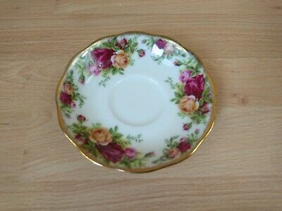 Pretty Royal Albert Old Country Roses Spare Replacement Saucers
