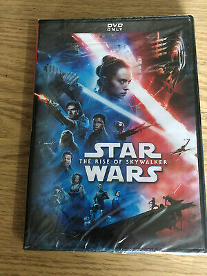 Star Wars The Rise Of Skywalker Dvd 2020 8 25 Picclick