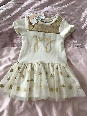 juicy couture Girls Dress Age 3