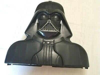Vintage Star Wars figure Darth Vader Carrying Case - No Insert - Tight Latches