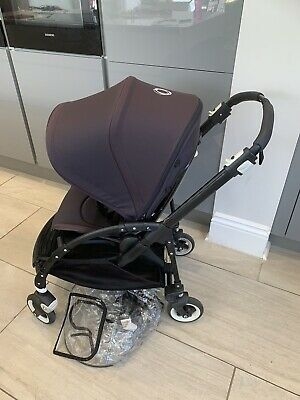Bugaboo Bee 3 All Black With Raincover