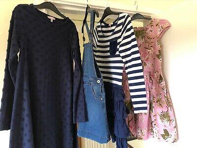 Girls Dress Bundle 11-12 Years Inc Next, Joules, Bluezoo
