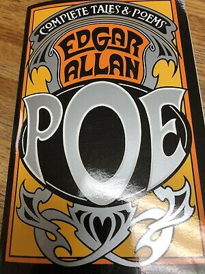 Complete Tales and Poems by Edgar Allen Poe (Trade Paper)