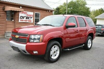 """2014 Chevrolet Tahoe LT 4WD 5.3 V8 SUV Loaded DVD Sunroof Tow Package! Clean Car-Fax *2* Owner Tahoe From """"TEXAS"""" """"NO RUST"""" Fully Loaded LT 4WD SUV!"""