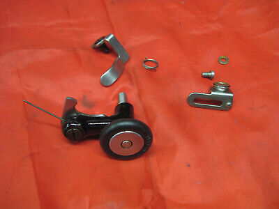 Singer Sewing Machine Potted Motor 15-91 Bobbin Winder Assembly & New Tire