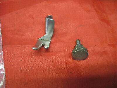 SINGER 8337 Presser Foot Vintage Sewing Simanco 27 127 28 128