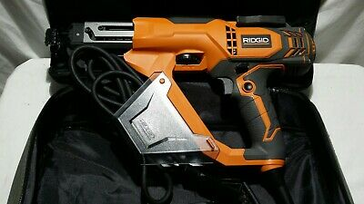 "RIDGID 3"" Drywall & Deck Collated Screwgun Model# R6791"